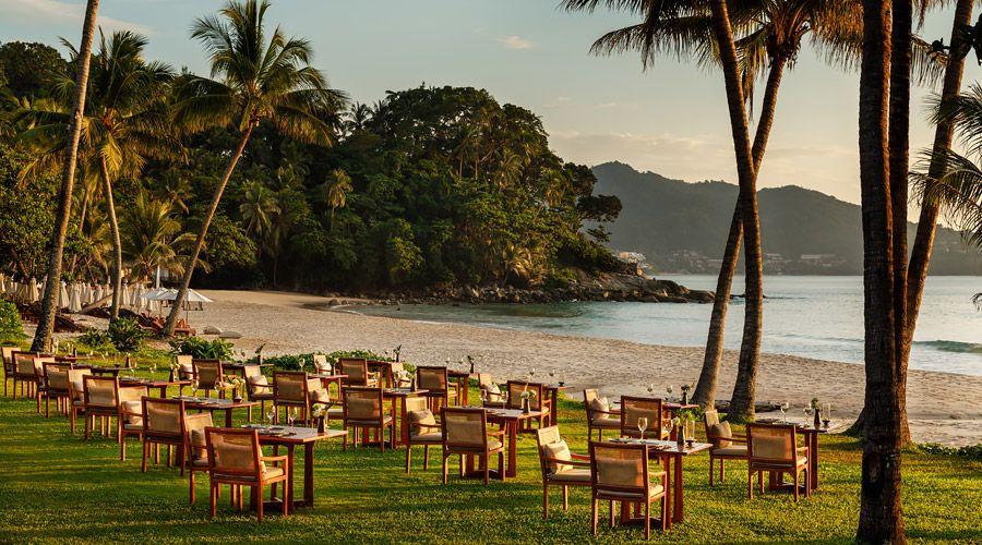 Dining, The Beach Restaurant