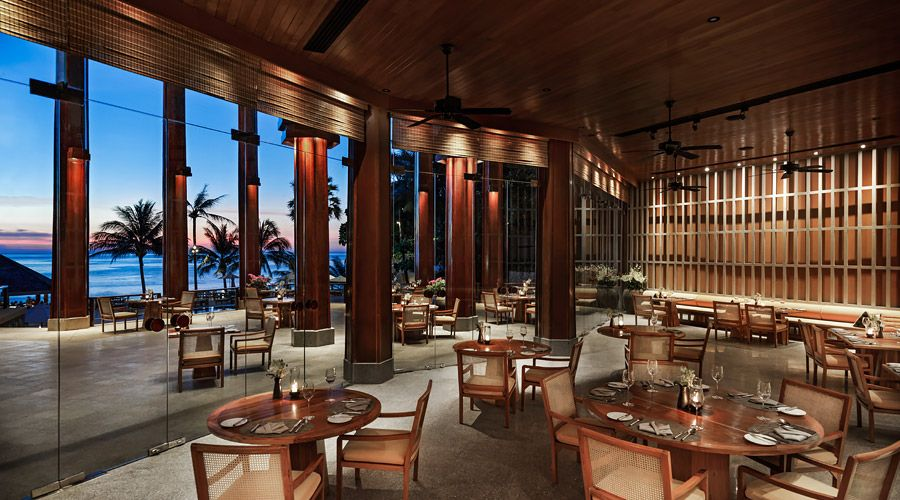 Dining, Sunset Restaurant
