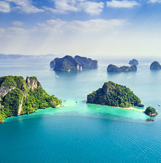 Island Experience, The Surin Phuket