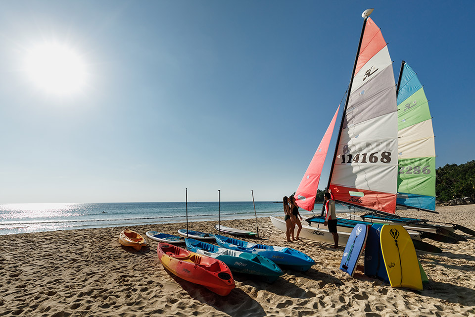 Activities : Water sport
